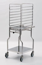 commercial bread trolley  Eloma