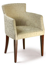 commercial bridge armchair RUEBEN SOFT  The Chair Factory