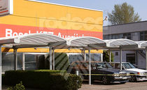 commercial carport  rodeca