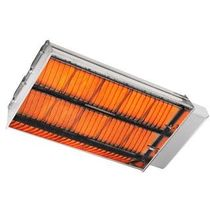commercial ceramic infrared gas radiator MODULAR RANGE  SBM