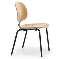 commercial chair XYLON by Giancarlo Piretti KI Healthcare