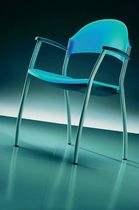 commercial chair CHORUS by Lucci & Orlandini MASCAGNI