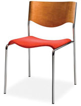 commercial chair AVO by Komplot Stylex