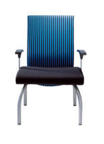 commercial chair with armrests MORGANA biplax