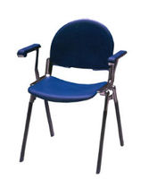 commercial chair with armrests SCALA biplax
