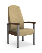 commercial chair with armrests OUTLOOK JARRAH™ nurture