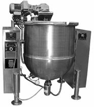 commercial chill steam kettle INA-2TW CapKold