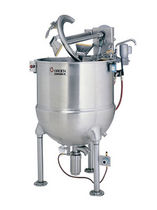 commercial chill steam kettle INA-TO CapKold