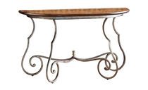 commercial console table 1383 DEMI - LUNE  HARDEN