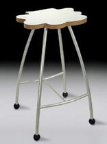 commercial contemporary bar stool AGATHA  AMAT - 3