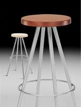commercial contemporary bar stool JUMBO AMAT - 3