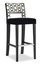 commercial contemporary bar stool LADY WINDSOR: 228.41 Sandler Seating