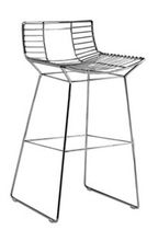 commercial contemporary bar stool SUNRAY: 549.52 Sandler Seating