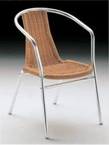 commercial contemporary chair INDIANA AMAT - 3