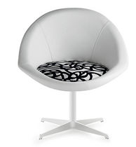 commercial contemporary swivel chair SPOON 01 NEWLINEOFFICE