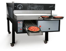 commercial conveyor electric pizza oven SUPER PIZZA Rinaldi Superforni