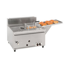 commercial counter-top donut fryer AGFP Parry