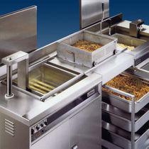commercial counter-top donut fryer FS NILMA S.P.A.