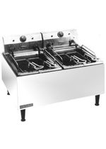 commercial counter-top electric fryer ELT500 Grindmaster