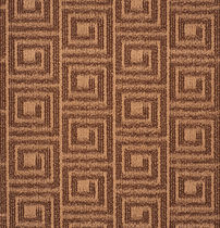 commercial cut and loop pile tufted synthetic carpet (Green Label Plus-certified, low VOC emissions) LABYRINTH Cherokee SouthwindCarpet