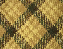 commercial cut pile tufted synthetic carpet (Green Label Plus-certified, low VOC emissions) TARTAN : FERGUSSON B Carpet