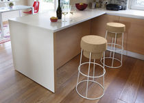 commercial design bar stool BOUCHON by Orlandini & Radice Domitalia