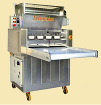 commercial dough machine BARESINA 6x4 Zindo