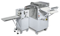 commercial dough sheeter for croissants CROY 3000 Apex Bakery Equipment