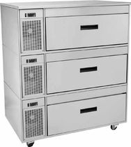 commercial drawer freezer FX-3SS RANDELL