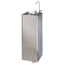commercial drinking fountain RA 5 G INOX PEDAL ITV Ice Makers, S.A.