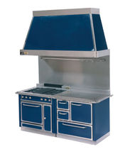 commercial dual fuel range cooker FGU90 SERIE GRAND CHEF de Manincor