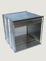 commercial dumbwaiter JEEVES PRO, 125-500 lb Nationwide Lifts