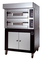 commercial electric 2 chamber pizza oven MB 8.35 D OEM