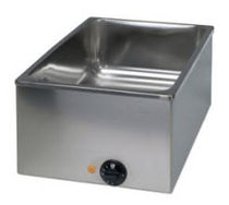 commercial electric bain-marie BM 210 SARO