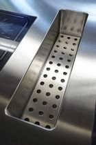 commercial electric bain-marie  MENU SYSTEM AG
