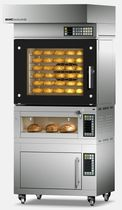 commercial electric combi-oven MIWE BACKCOMBI MIWE