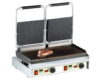 commercial electric contact grill W-KAMTCHATKA AR.TECH