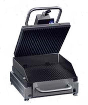 commercial electric contact grill S-165 GR Silex Grills