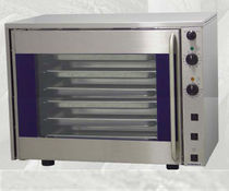 commercial electric convection oven 10918BLG 6 LEVEL 60X40 - 1/1GN euromax