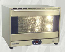 commercial electric convection oven for bakeries  10906DBL TURBO 4 LEVEL 60X40 euromax