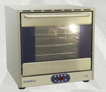commercial electric convection oven for bakeries 10990 DBL 4 LEVEL 2/3 euromax