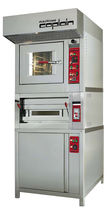 commercial electric convection oven for bakeries FV4C-E caplain machines