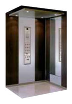 commercial electric elevator TAMESIS ALAPONT BLUE GIANT 
