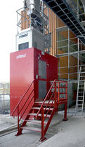 commercial electric elevator 3-16 Pers B&ouml;cker Maschinenwerke GmbH