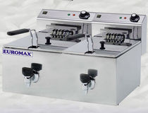 commercial electric fryer 10390 K euromax