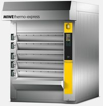 commercial electric modular deck oven MIWE THERMO-EXPRESS MIWE