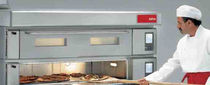 commercial electric modular deck oven  salva