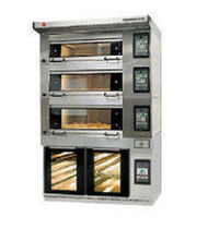 commercial electric oven for bakeries ESMK 5E Tugkan bakery equipment ltd