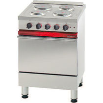 commercial electric range cooker CE 641 E. AMBASSADE DE BOURGOGNE