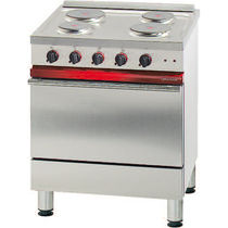 commercial electric range cooker CE 741 E. AMBASSADE DE BOURGOGNE